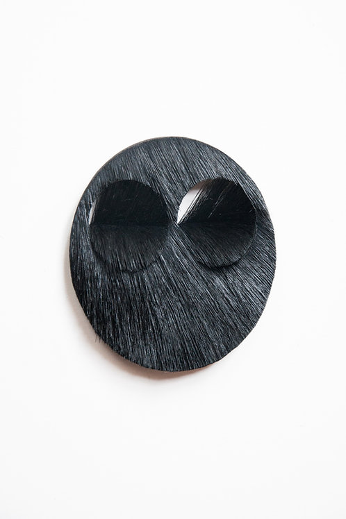 Brooch by Lore Langendries Hide, the fragment 2.0