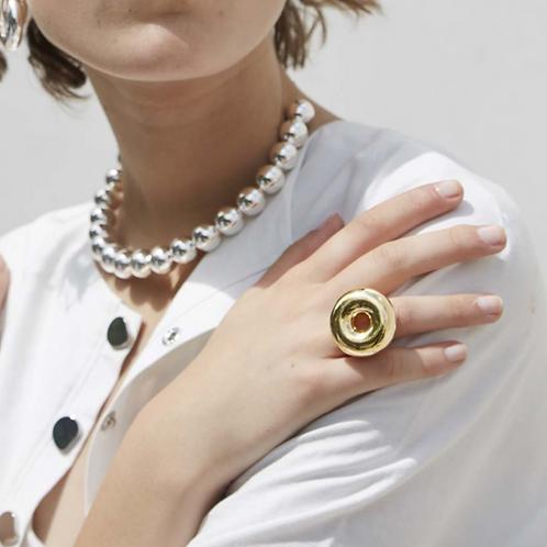 Stratus Ring Gold