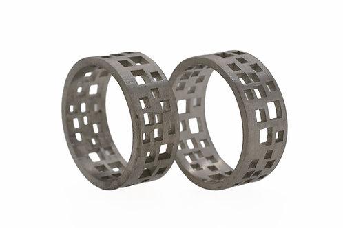 Mieke Dierckx & Lore Van Keer: Masculin rings