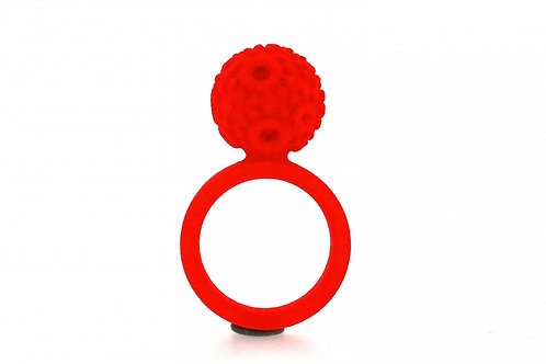 OLA-Ina Suffeleers: Texture Ring Red