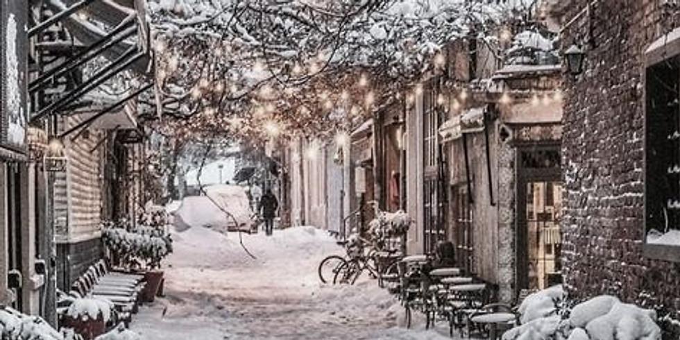 Winter Wonderland - Super Club - 9th January