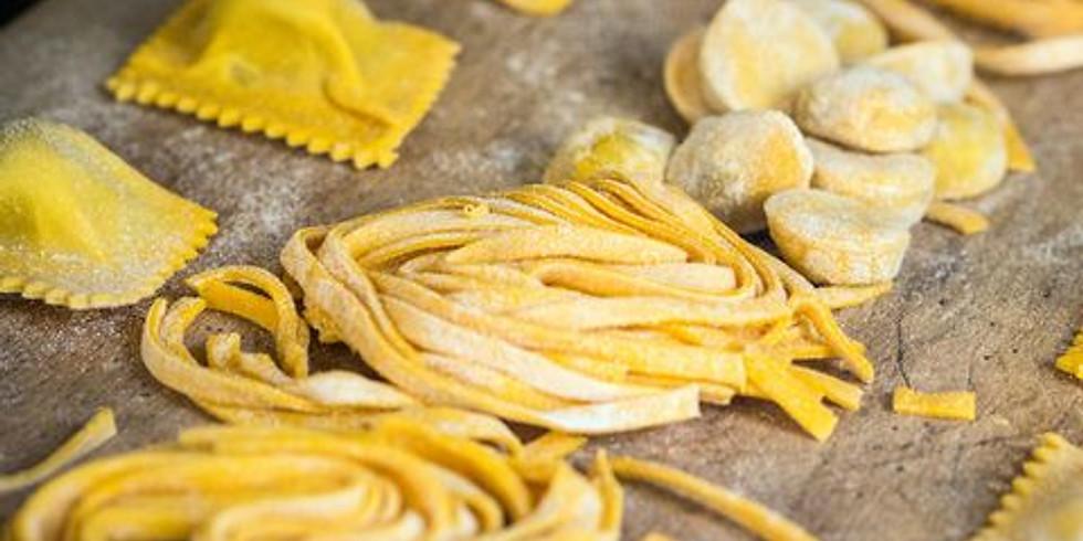 Vegan Pasta Making Masterclass