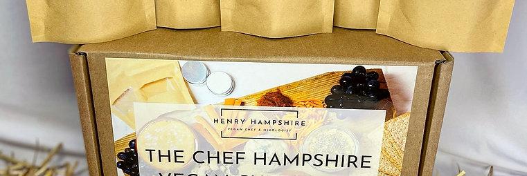 The Chef Hampshire Vegan Cheese Kit