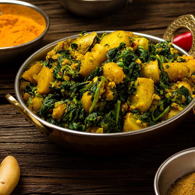 Vegan Indian Masterclass - 24th April 2021