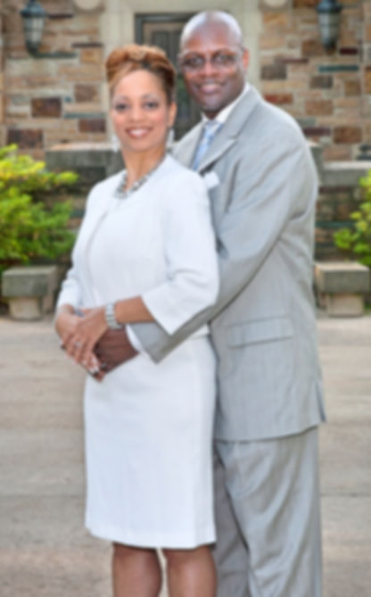 Bishop Ron And Lady Angel Alexander