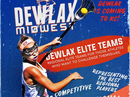 DEWLAX IS COMING TO THE MIDWEST!!!