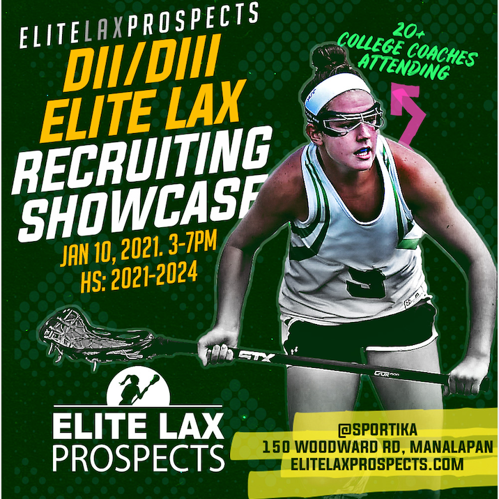 DII/DIII Elite Lax Showcase