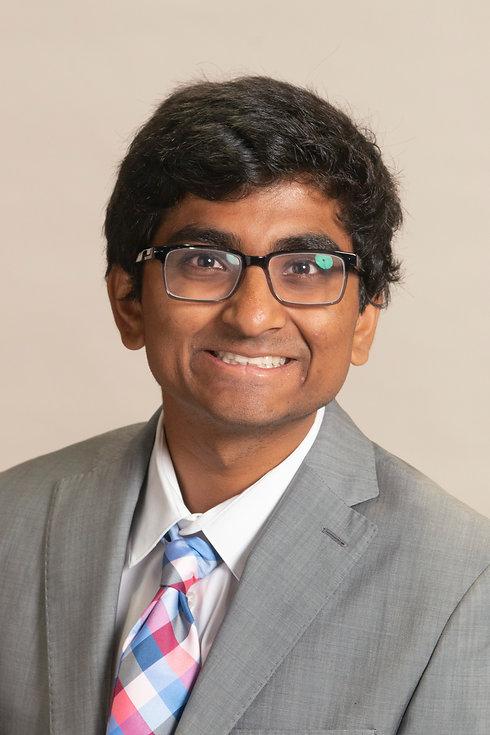 Rushi Patel - President Member
