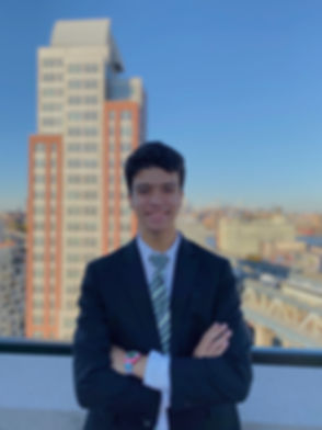 Gabriel Estrada - Events SITC: NYC Executive Track Leader