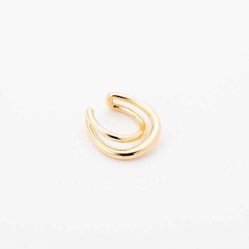 Twist Ear Cuff - GOLD