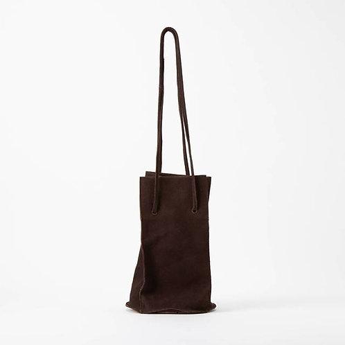 TILE PATCH BAG - BROWN