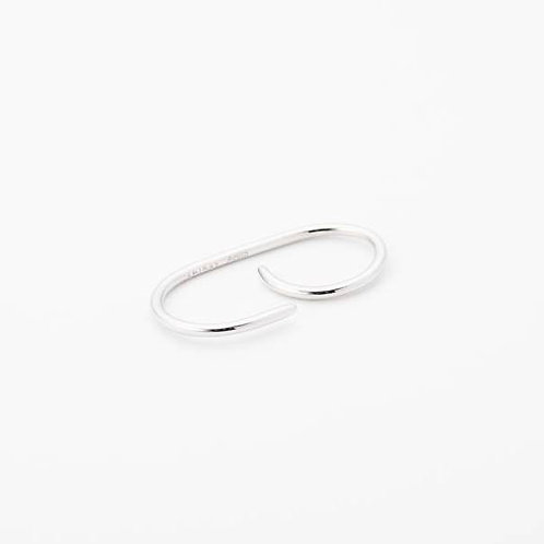 Long Ring -SILVER