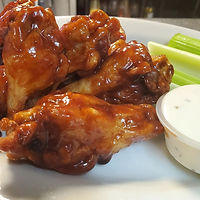 shack bar and grill wings