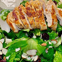 shack bar and grill chicken salad