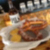 shack bar and grill pretzel