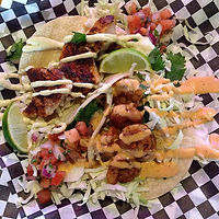 shack bar and grill tacos