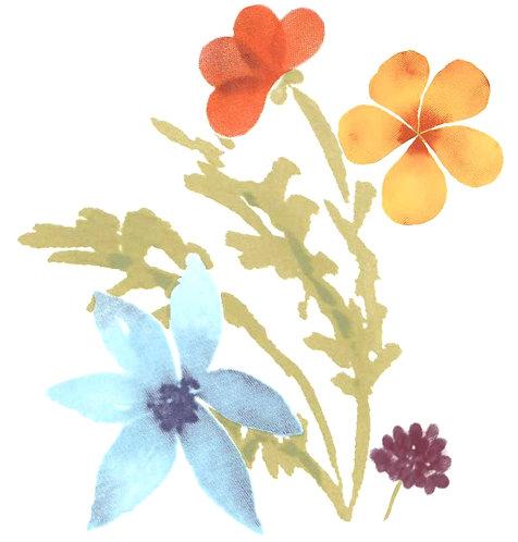 Honzikovo květy