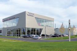 Audi Gebrauchtwagenzentrum :PLUS