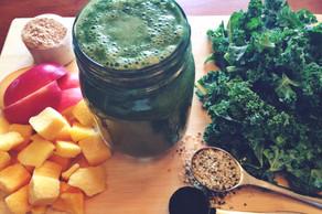 Energizing Green Smoothie Recipe