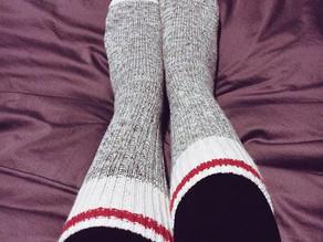 Magic Socks for Cold & Flu