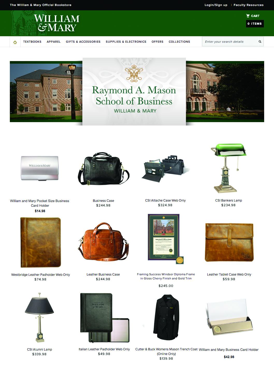 WM Alumni business