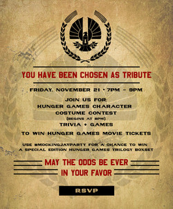 tcc hunger games email