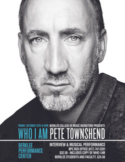 Pete Townshend email
