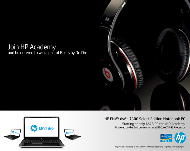 HP/Beats email