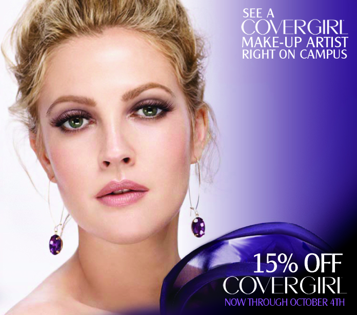 Covergirl handout