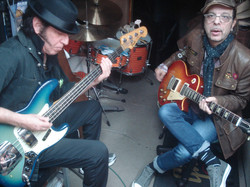 Kenny Aaronson & Johnny A