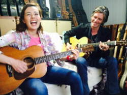 Sara and Charlie Sexton