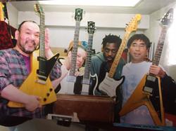 Asao, Artie, Steve and Me