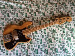 fender jazz bass mini Marcus Miller