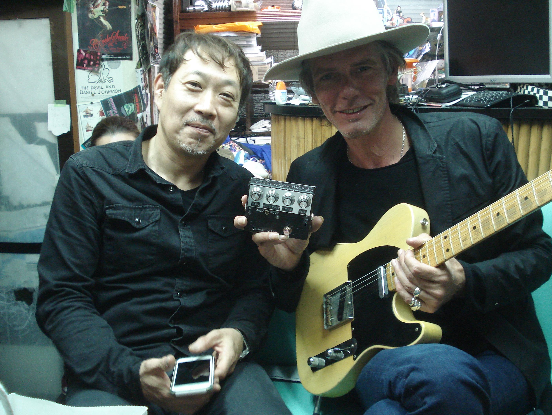 Shin Suzuki & Charlie Sexton