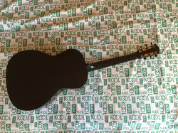 gibson L00 back
