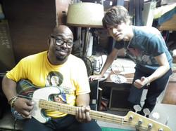 Christian McBride and Ryu