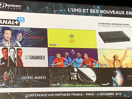 30% des foyers français équipés de TV Ultra HD 4K
