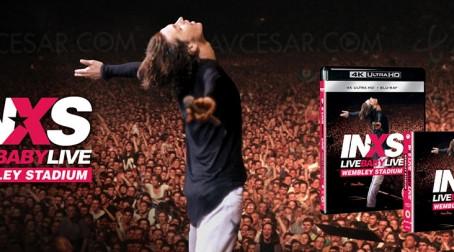 Live Baby Live, INXS à Wembley remasterisé en 4K et en Dolby Atmos
