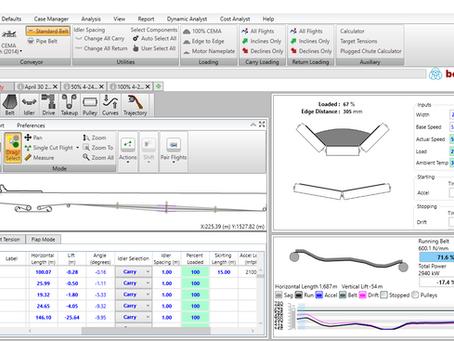 Belt Analyst Version 20.1 Released!