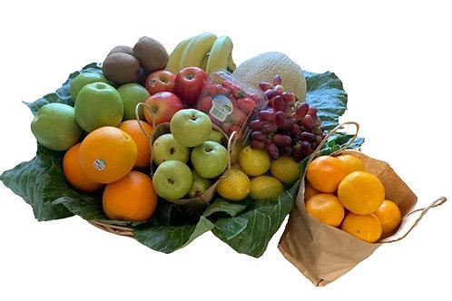 Family Fruit Box with Seasonal Fruit