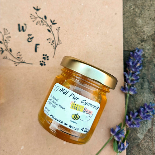 Treat Size Luvbee Welsh Honey