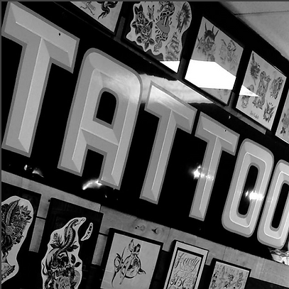 Old Glory Tattoos Interior