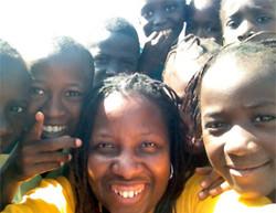 Scholars in Gambia