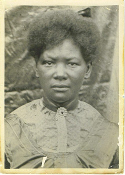 My Maternal Great Grandmother