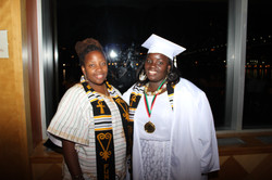 Me and the next Dr. Mickens