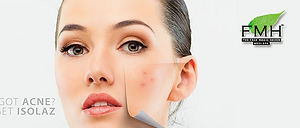 Isolaz Treatment of Acne in Greece