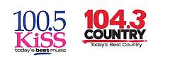 Kiss 100.5 County 104.3