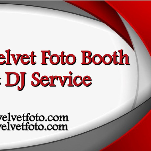 Red Velvet Foto Booth: Entertainment
