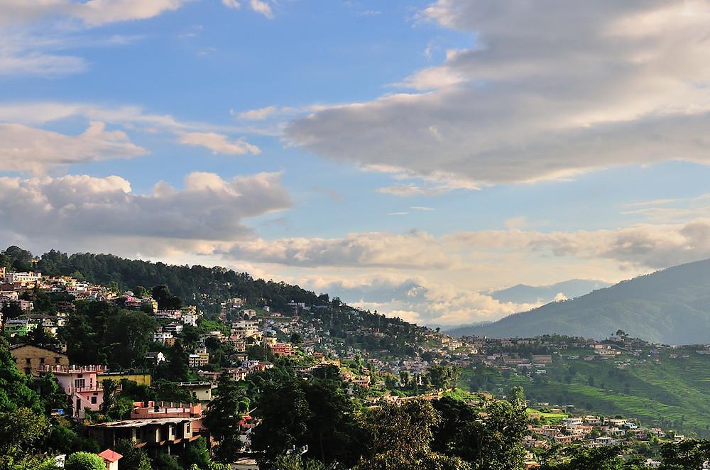 Almora, Uttarakhand | Hippie places in India