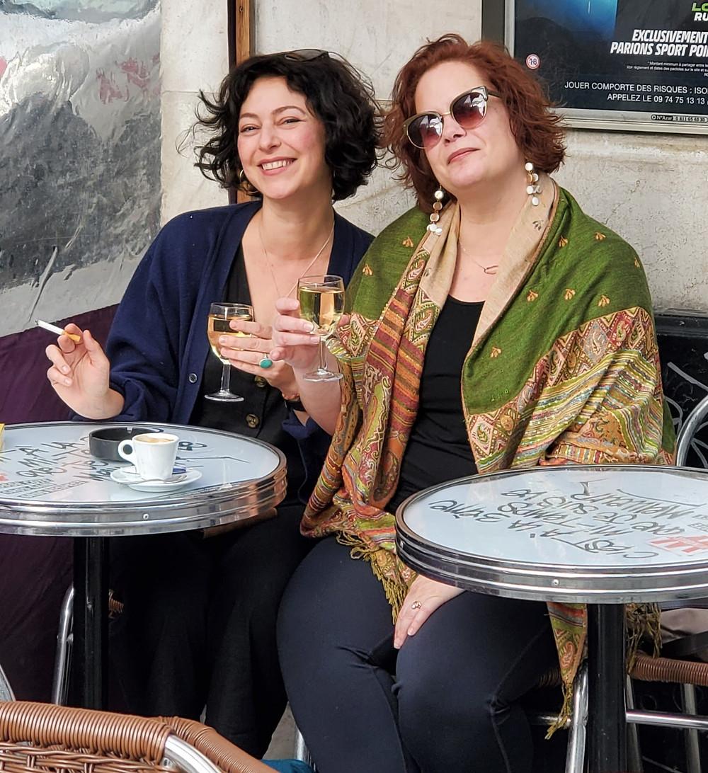 Sadie Valeri and Felicia Forte